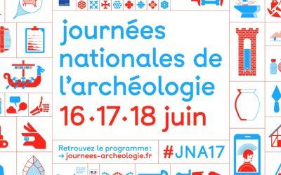 Journées nationales de l'archéologie 2019